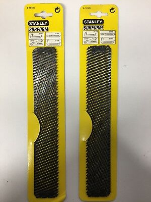 "X2 Stanley 10"" 250mm Surform Blade 2pack"