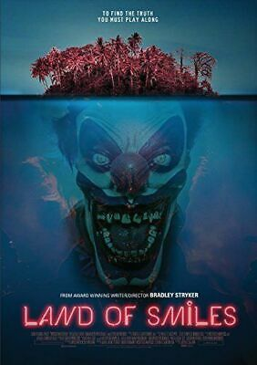Land of Smiles DVD - Brand New and Sealed - Clowns - Horror