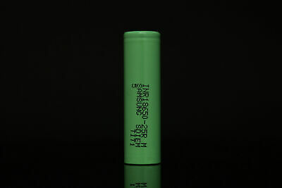 Samsung 25R (Button Top) 18650 Rechargeable Lithium Ion Battery Genuine UK Stock