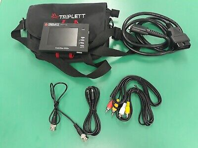 """TripLett Wrist Mounted Test Monitor with 3.5"""" Display - CamView W35v"""