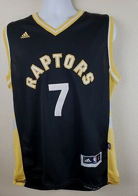 2f6e85d62 NBA Adidas Toronto Raptors Kyle Lowry Swingman  7 Jersey size Large We the  North