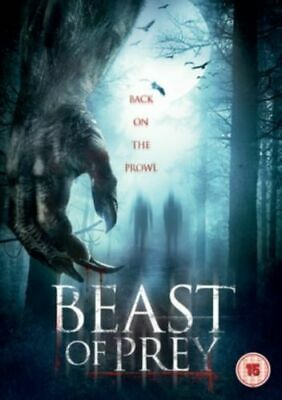 Beast of Prey (DVD) New and Sealed - Horror Thriller