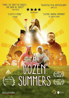 A Dozen Summers DVD (2016) Kenton Hall New & Sealed