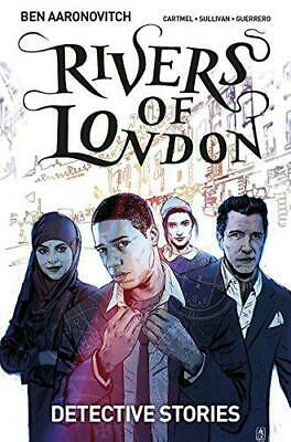 Rivers of London Volume 4: Detective Stories by Ben Aaronovitch, NEW Book, (Pape