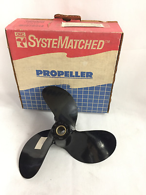 Oem Evinrude Johnson Prop #0388088 11 Pitch Free Shipping!!!