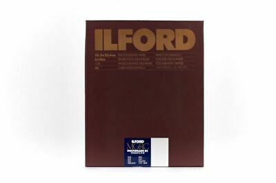 Ilford MGRCWT44M MG FB Warmtone Paper Pearl 25 Sheets 8x10