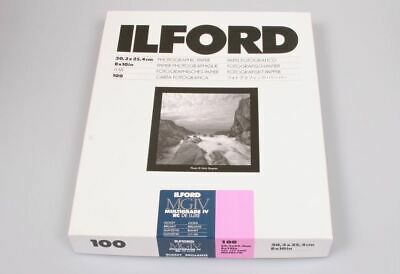 Ilford MG RC Deluxe Paper Glossy 100 Sheets 8x10