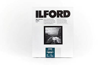 Ilford MG4RC44M MG RC Deluxe Paper Pearl 100 Sheets 8x10