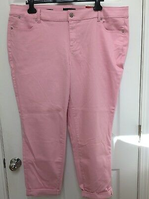 Jeans Latest Collection Of Nwt Talbots Flawless Five-pocket 2p Winter White $89.50 Tag 2019 Official