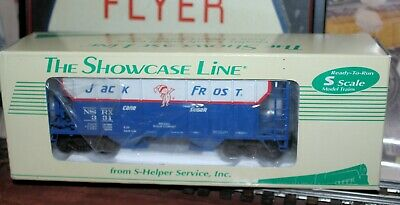 A New-in-the-Box S-Helper Service No. 00283 Jack Frost PS-2 Hopper.