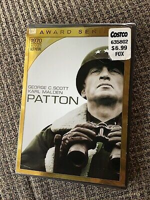 Patton (DVD, 2-Disc Set, Special Edition) NEW!!