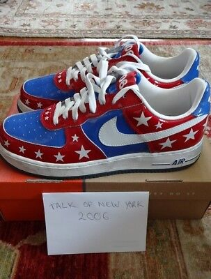 new arrivals 50e09 9d99f Nike Air Force 1 One Premium - All Star 06 - Size US 9.5
