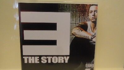 Eminem: E The Story (4 cds with 65 tracks of music)