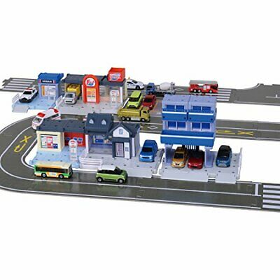 Pre Order Tomica Tomica Town Build City Make the city! Idea full Town set