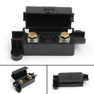 12V 24V Volt Heavy Duty MIDI Strip Link Fuse Holder Kit Car Van Marine Truck UM