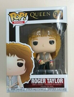 Funko Pop! Queen - Roger Taylor #94 Vinyl Figure - NEW
