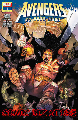 Avengers No Road Home #1 (Of10) (2019) 1St Print Putri Main Cover Marvel ($4.99)