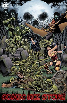 Justice League Dark #8 (2019) 1St Printing Kelley Jones Variant Dc Universe