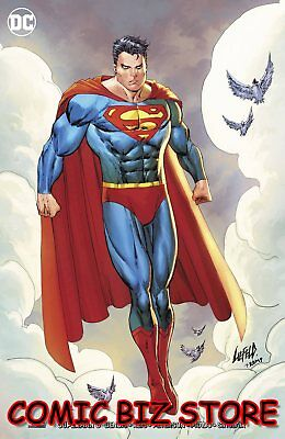 Superman #8 (2019) 1St Printing Rob Liefeld Variant Cover Dc Universe