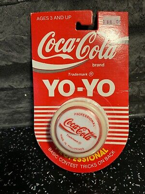 Genuine Coca-Cola Russell Professional Spinner (YoYo) Brand New Extremely Rare