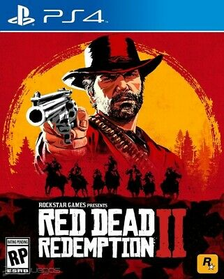 Red Dead Redemption 2 Ps4 Principal Leer Descripcion/read Description