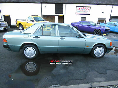 1989 Mercedes 190E Automatic 2.0 Litre Petrol 63,000 Miles From New