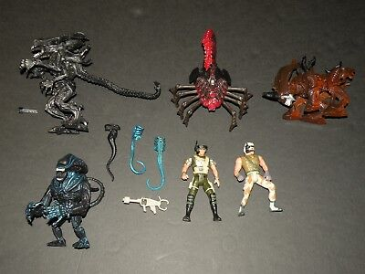 1488e4e13cb7f0 ALIENS TOY LOT ~ Vintage Kenner Alien Action Figures ~ More In Store ...
