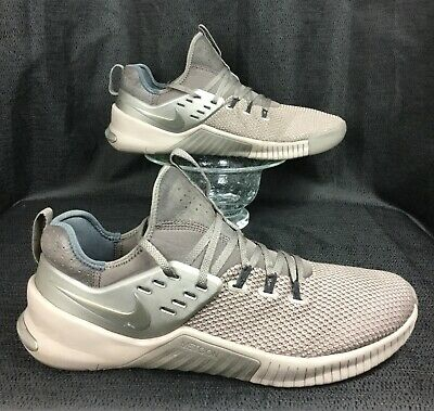 7f117feb278a NIKE FREE X METCON VIKING QUEST Ridgerock Metallic Pewter CrossFit  AQ0632-206 13