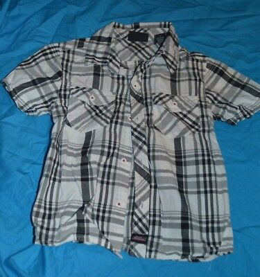 toddler boys Dickies button up shirt size 4t