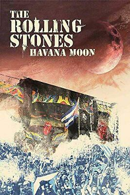 Havana Moon (2cd+DVD), Rolling Stones, New,  Audio CD, FREE & Fast Delivery