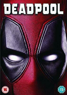 Deadpool [DVD] [2016], DVD, New, FREE & Fast Delivery
