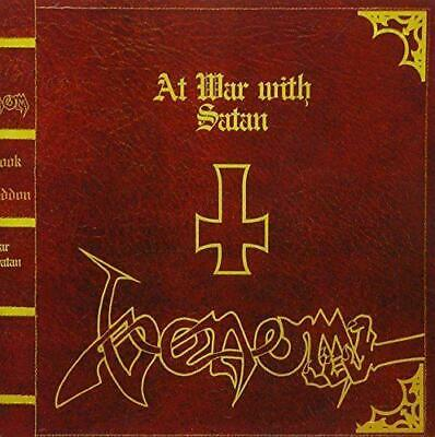 At War With Satan, Venom, Audio CD, New, FREE & Fast Delivery
