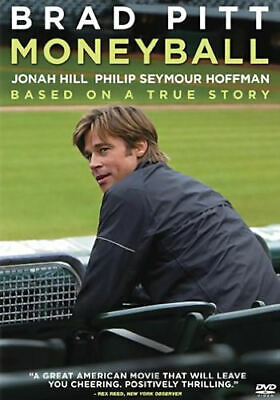 Moneyball (DVD, 2012) - Disc Only