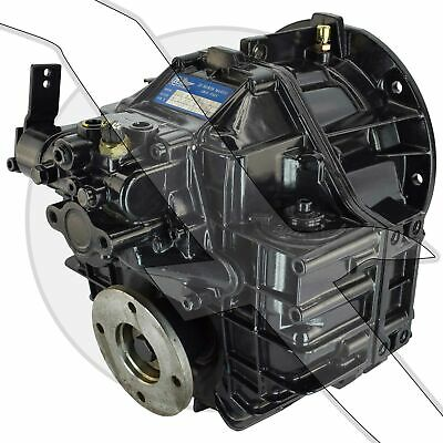 ZF Hurth HSW 630 A1 2.5 Ratio Reverse Gear Transmission 63A Yanmar Volvo Penta