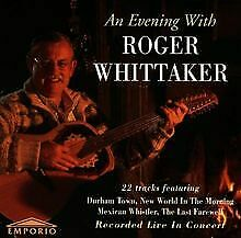 An Evening With Roger Whittaker - Recorded Live In Concert...   CD   Zustand gut