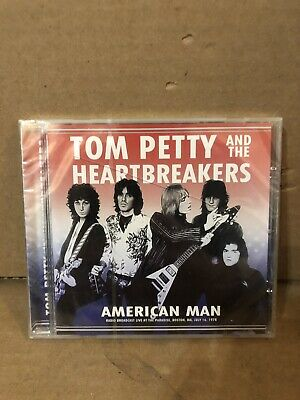 American Man Tom Petty & The Heartbreakers Audio CD (New/Sealed)