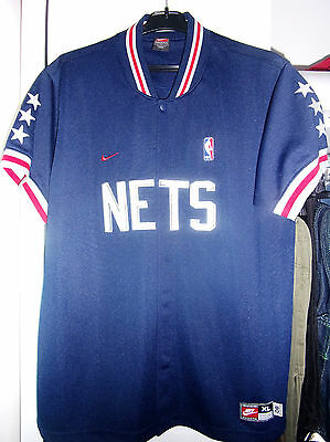 New Jersey Nets taille xl Nike NBA 1980