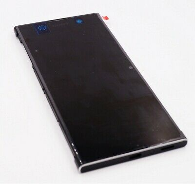 Original Sony Xperia XA1 Ultra G3221 LCD Display Touchscreen Front Cover Black