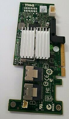 Dell POWEREDGE PERC H200 Integrated RAID Controller Card 03J8FW 3J8FW