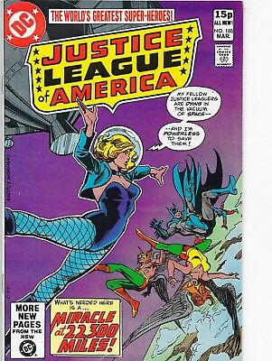 Justice League Of America #188 DC Comics Gerry Conway VF+