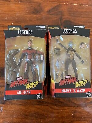 Marvel Legends Ant Man and The Wasp
