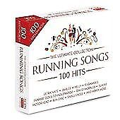 Running Songs 100 Hits - The Ultimate Collection, Various, Audio CD, New, FREE &