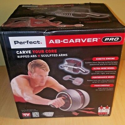 Perfect Fitness Kinetic Engine Ab-Carver Pro