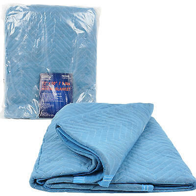 New 205113  Unity 80-Inch Blue Moving Blanket (12-Pack) Tools Wholesale Discount