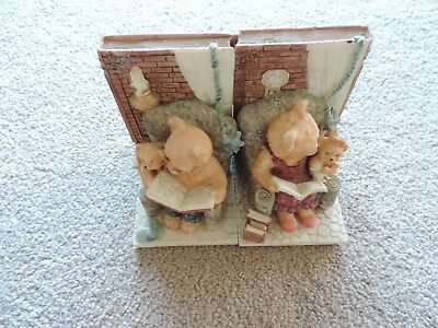 Teddy Tales Bookends