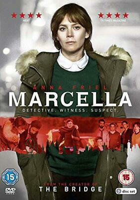 Marcella - Series 1 [DVD], DVD, New, FREE & Fast Delivery