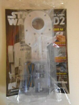 DeAgostini Star Wars Build Your Own R2-D2 Issue 46 NEW & SEALED
