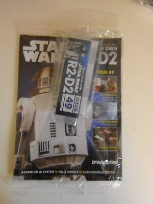 DeAgostini Star Wars Build Your Own R2-D2 Issue  49 NEW & SEALED