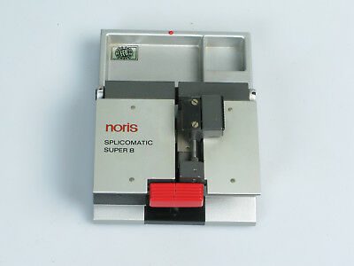 noris SPLICOMATIC SUPER 8  Klebepresse Film Super 8