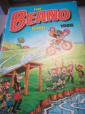The Beano Book 1986 - Annual in Good Condition